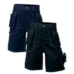 Black & Marine blue Shorts