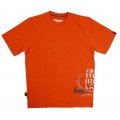 Orange Carpenter ACE T-shirt
