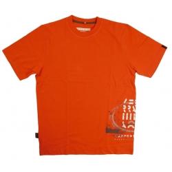 Orange Carpenter ACE T-shirt