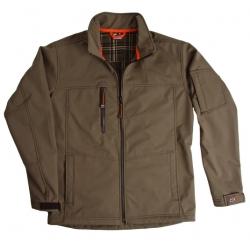 Clay Soft shell Jacket