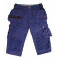 Navy blue 3/4 Shorts
