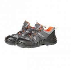 JB's Safety Sport Shoe Grey/Orange