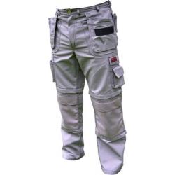 Grey Combination Pants