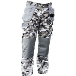Camouflage Polly/cotton Pants