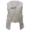 Khaki Toolpocket Vest